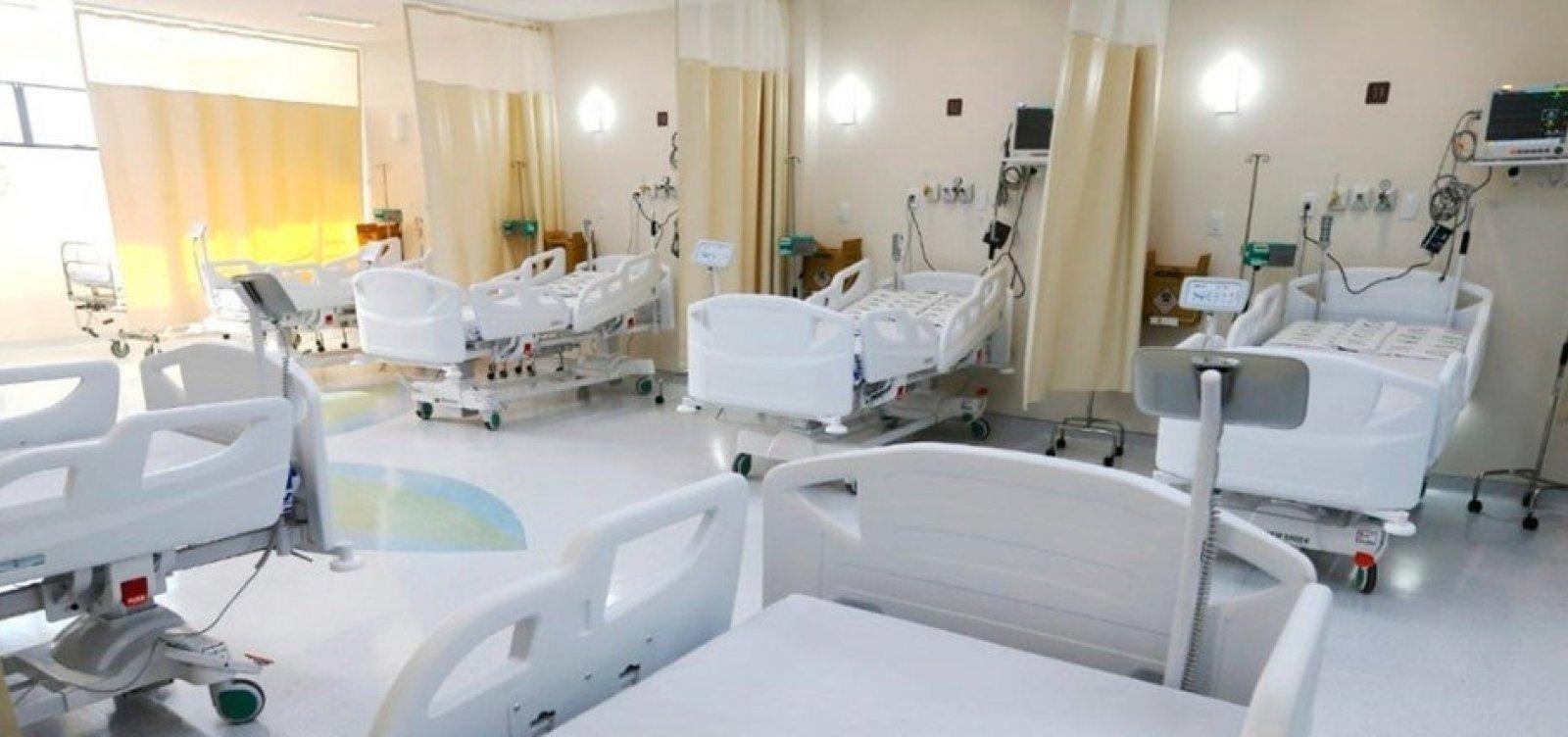 [Governo da Bahia abre 20 novos leitos de UTI covid para pacientes graves em Camaçari]