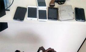 [Polícia prende homem suspeito de roubar carro na praça do Imbuí]
