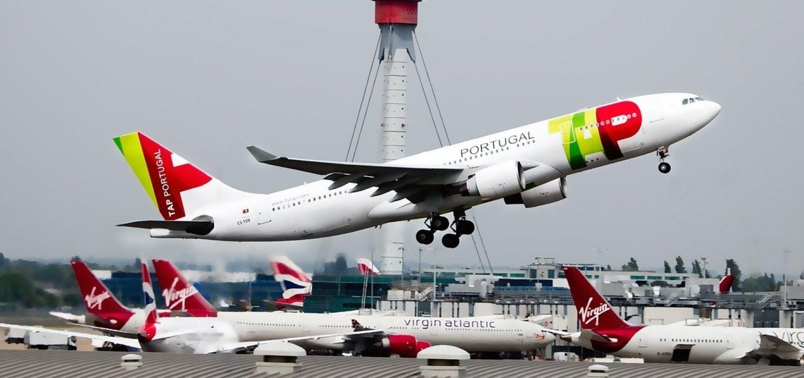 [Portugal estende suspensão de voos com origem e destino ao Brasil até março ]