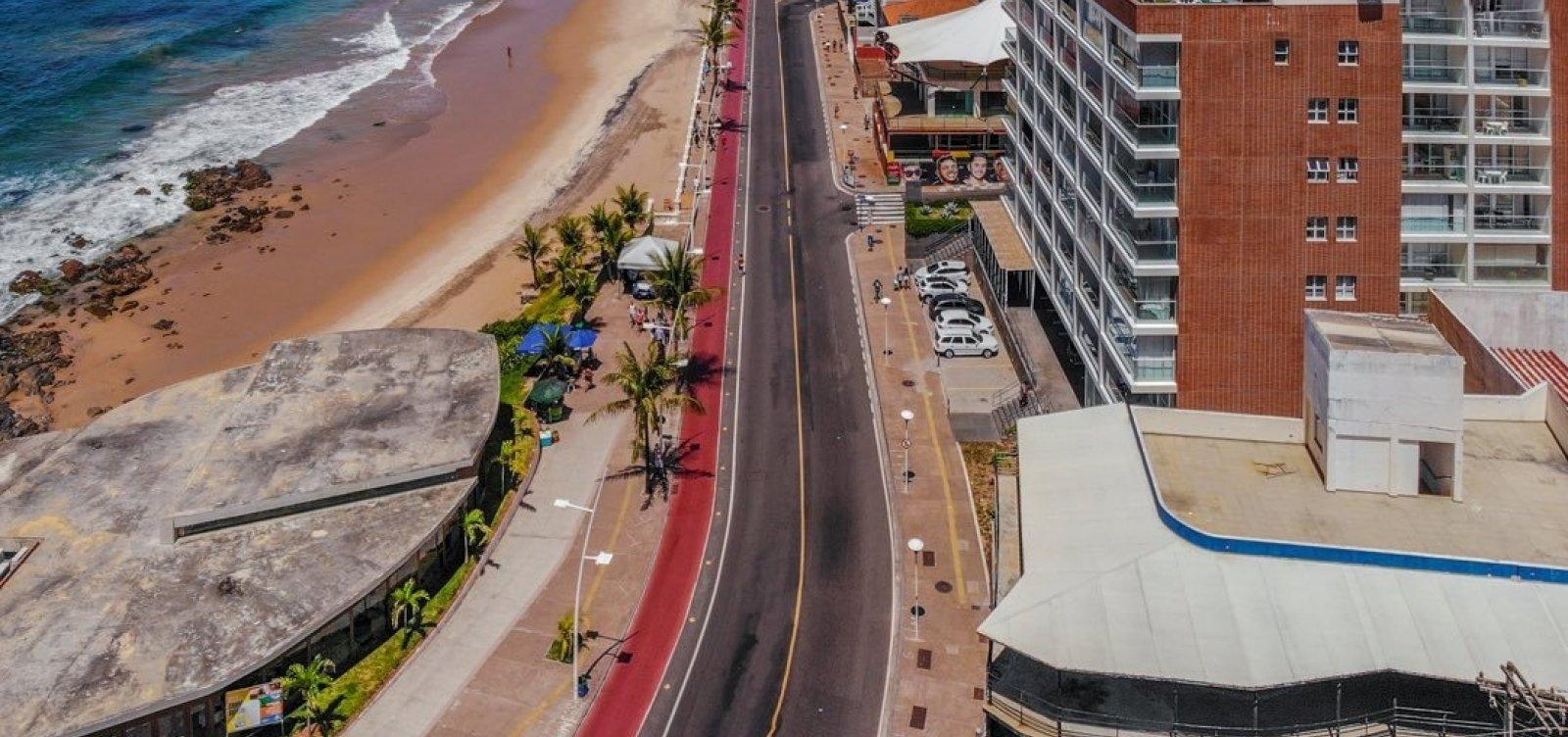 [Prefeitura de Salvador realiza operação para evitar aglomerações durante Carnaval]