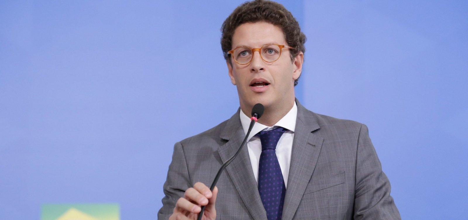 [Ministro do Meio Ambiente, Ricardo Salles é diagnosticado com Covid-19]