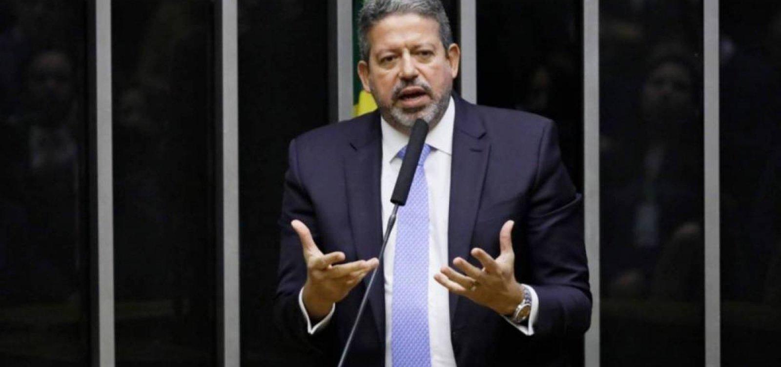 [Presidente da Câmara diz que vai conduzir análise da prisão de Daniel Silveira com 'serenidade e consciência']