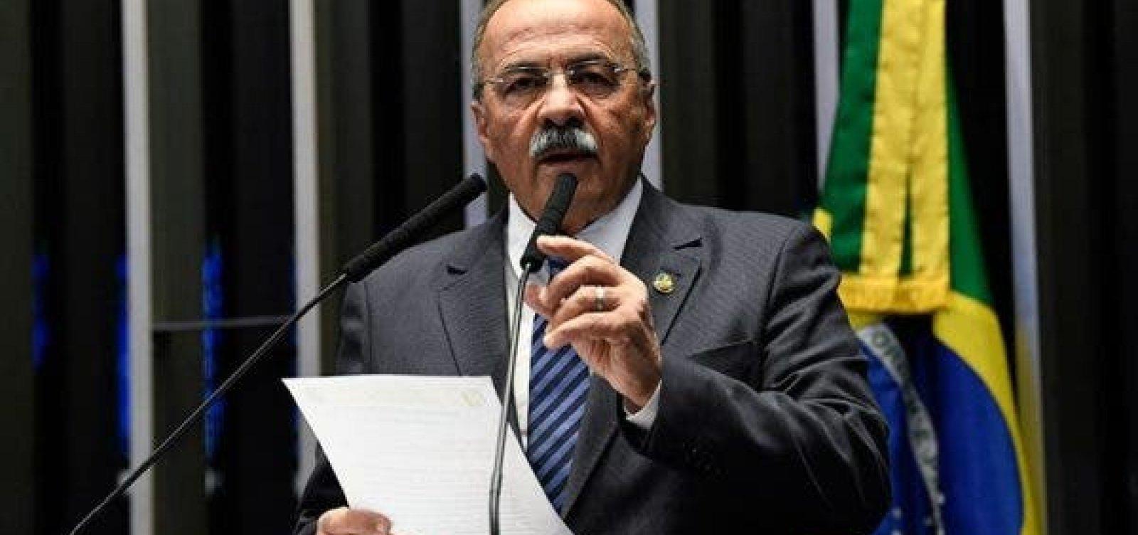 [Parlamentar flagrado com R$ 33 mil na cueca retorna ao Senado nesta quinta-feira]
