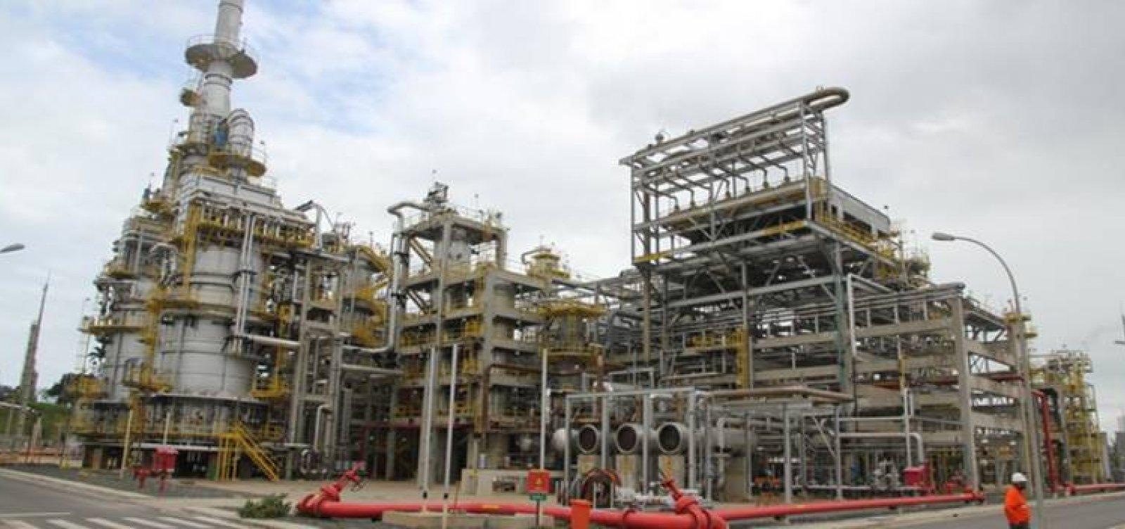 [Ato em refinaria do Recôncavo marcará primeiro dia de greve dos petroleiros da Bahia nesta quinta ]