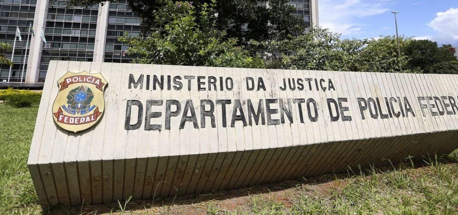[PF deflagra operação contra fraudes nos benefícios emergenciais na Bahia e em três estados]