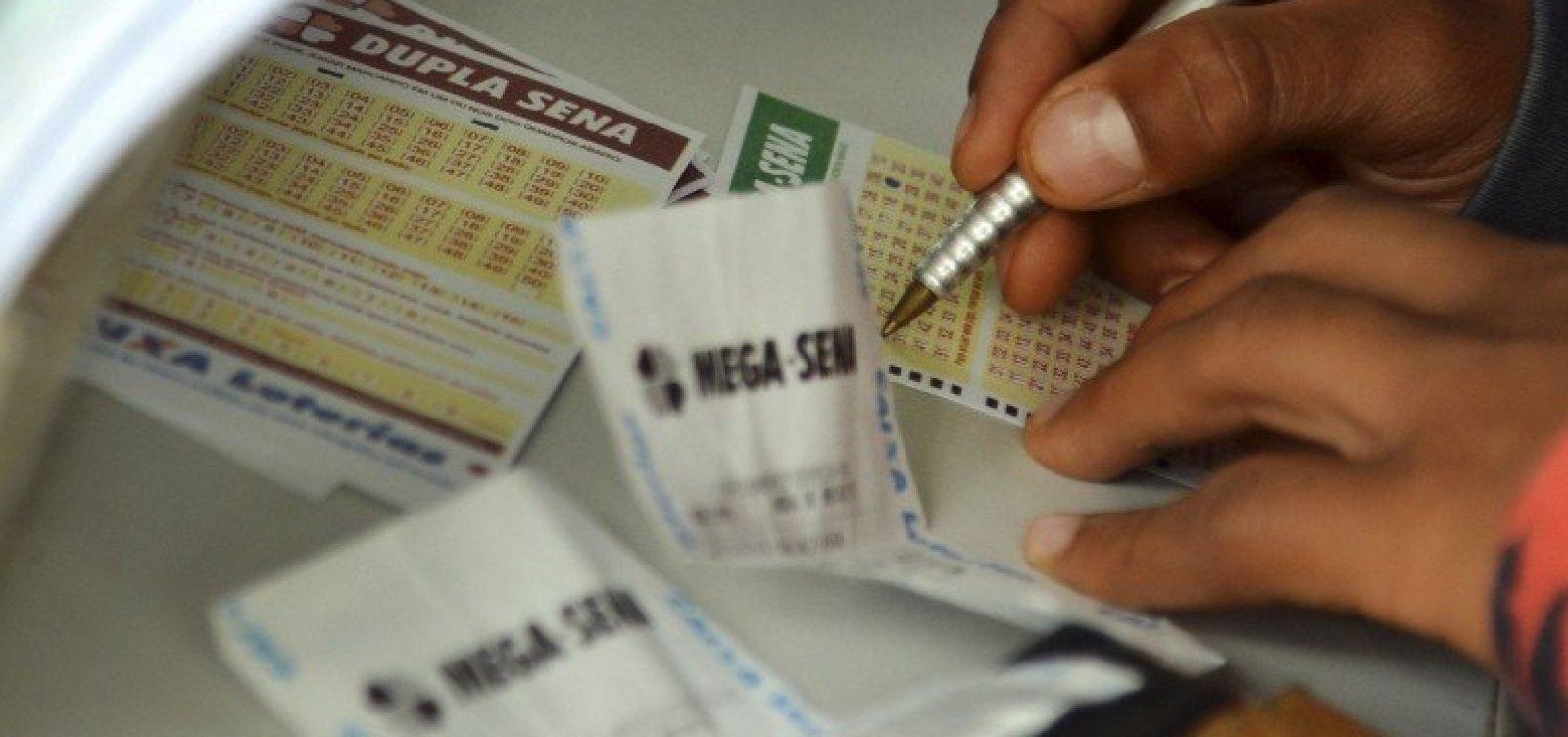 [Ninguém acerta a Mega-Sena e próximo concurso deve pagar R$ 34 milhões]