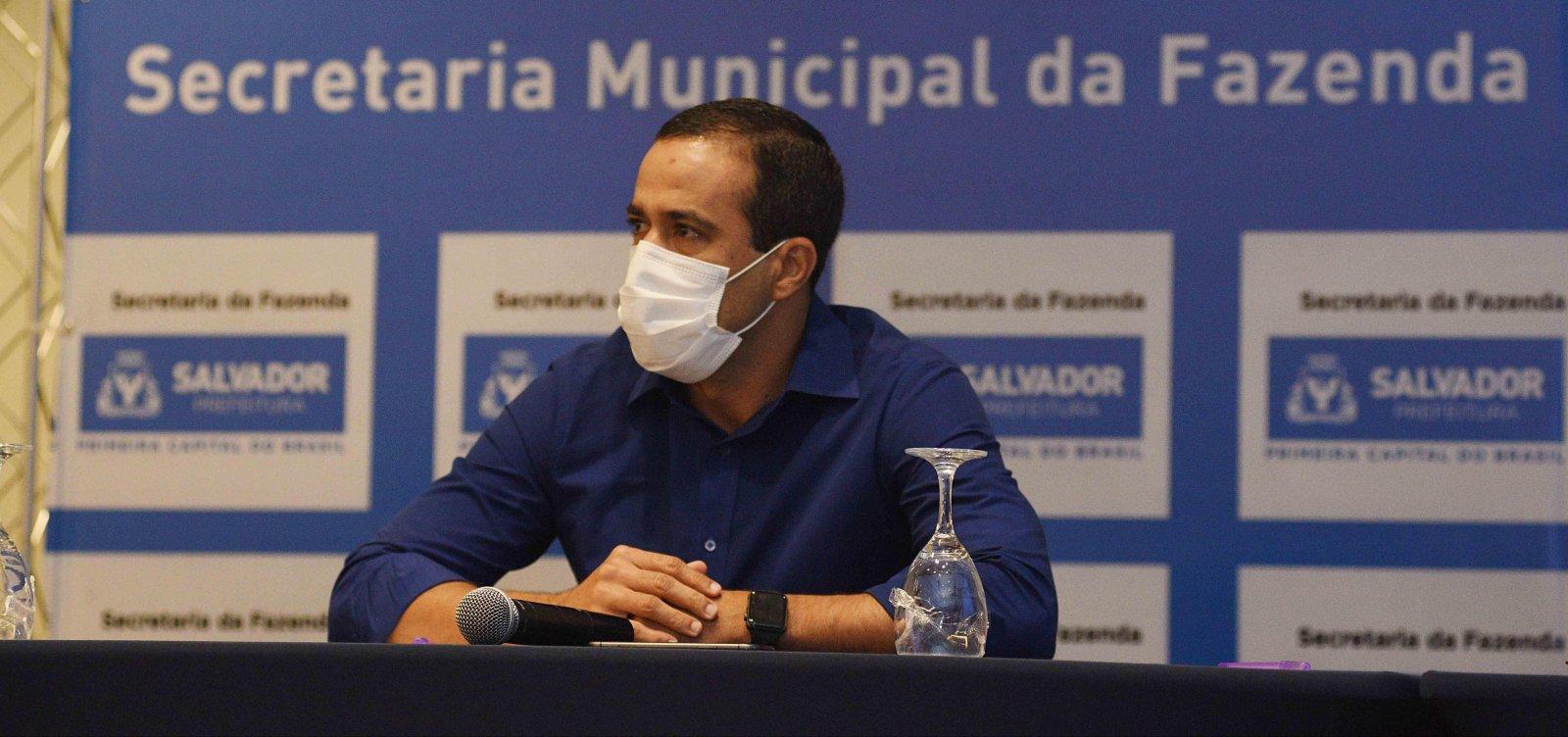 [Prefeitura determina fechamento de parques e restringe comércio em três bairros de Salvador]