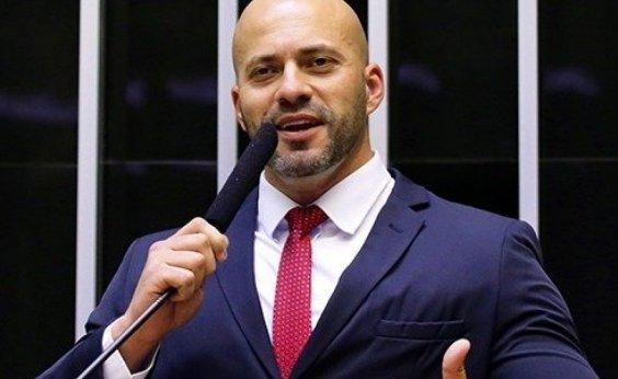 [STF nega pedido para Daniel Silveira participar presencialmente de sessão na Câmara]