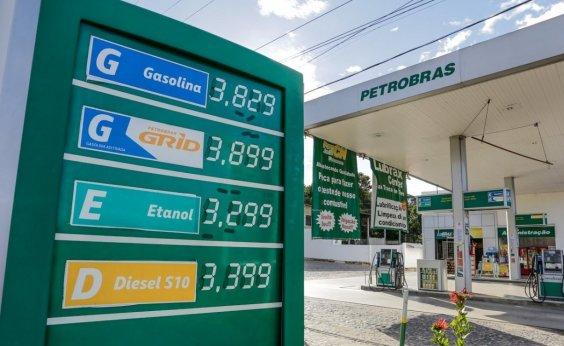 [Isenção de impostos prometida por Bolsonaro só dará alívio de R$ 0,34 no preço do diesel]