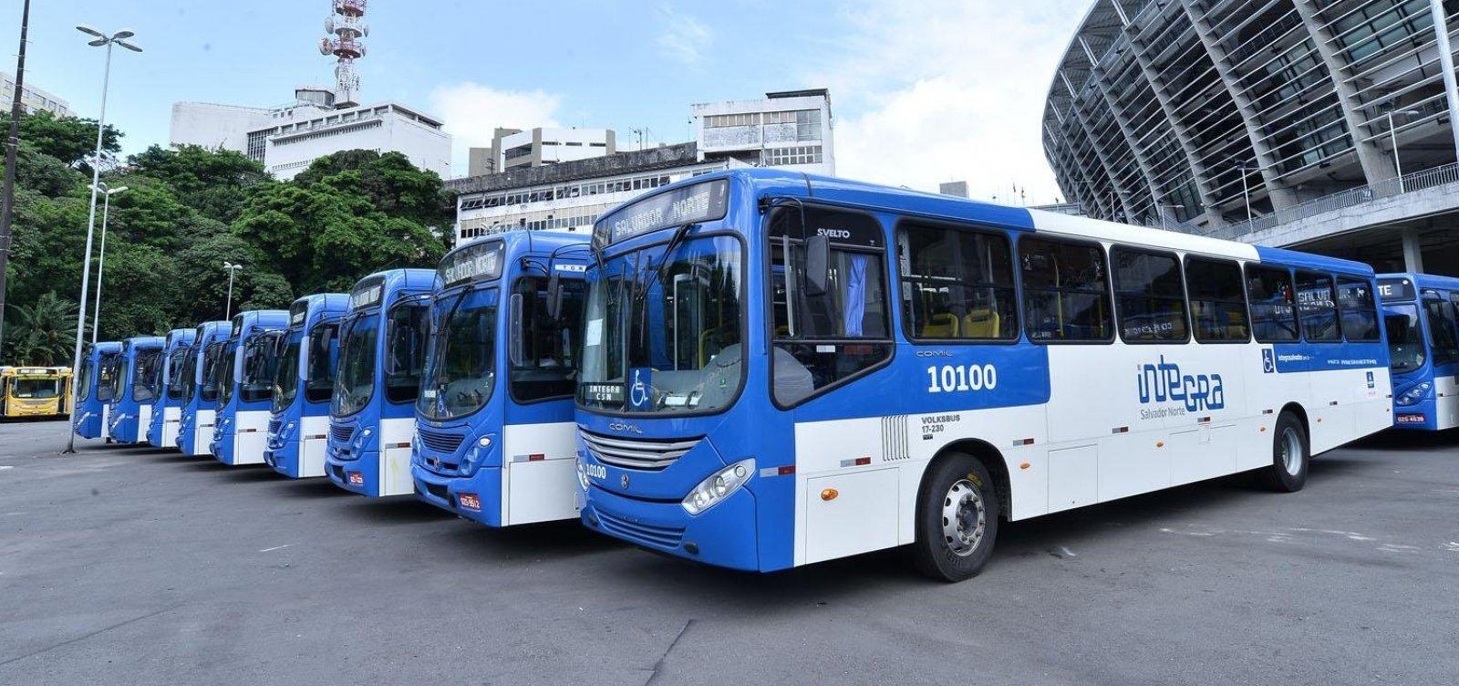 [Horário de funcionamento dos transportes públicos é ampliado durante toque de recolher em Salvador ]