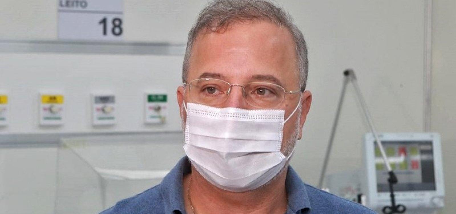 [Com Covid-19, secretário Fábio Vilas-Boas é internado no Hospital Aliança]
