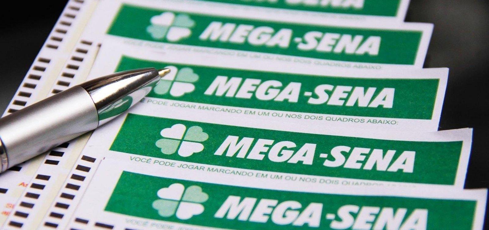 [Mega-Sena: sem ganhadores, prêmio acumula em R$ 42 milhões]