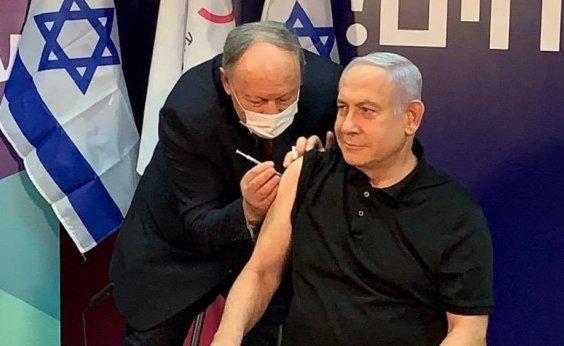 [Com quase metade da população vacinada contra a Covid-19, Israel reabre economia]