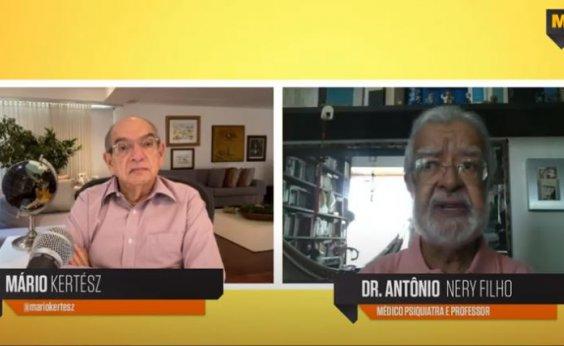 [Dr. Nery reforça campanha por quebra de patentes para as vacinas contra a Covid-19]