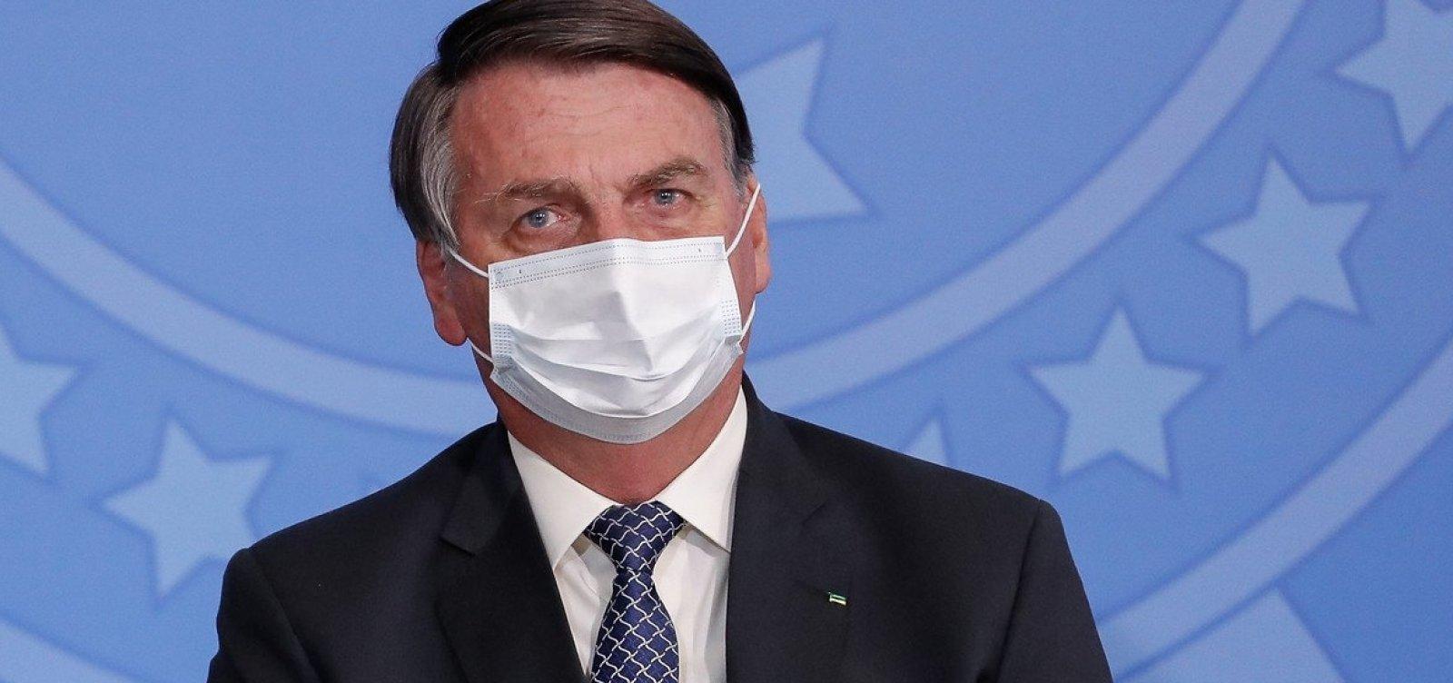 [Bolsonaro critica home office de presidente da Petrobras: 'Está há 11 meses em casa, sem trabalhar']