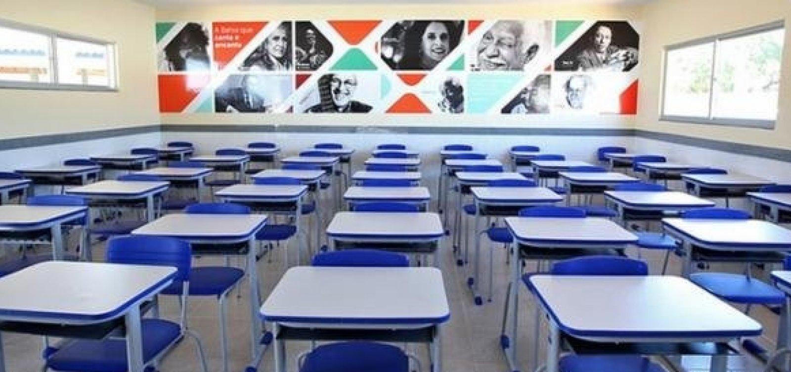 [Governo da Bahia deve anunciar nesta semana o retorno das aulas remotas na rede estadual ]