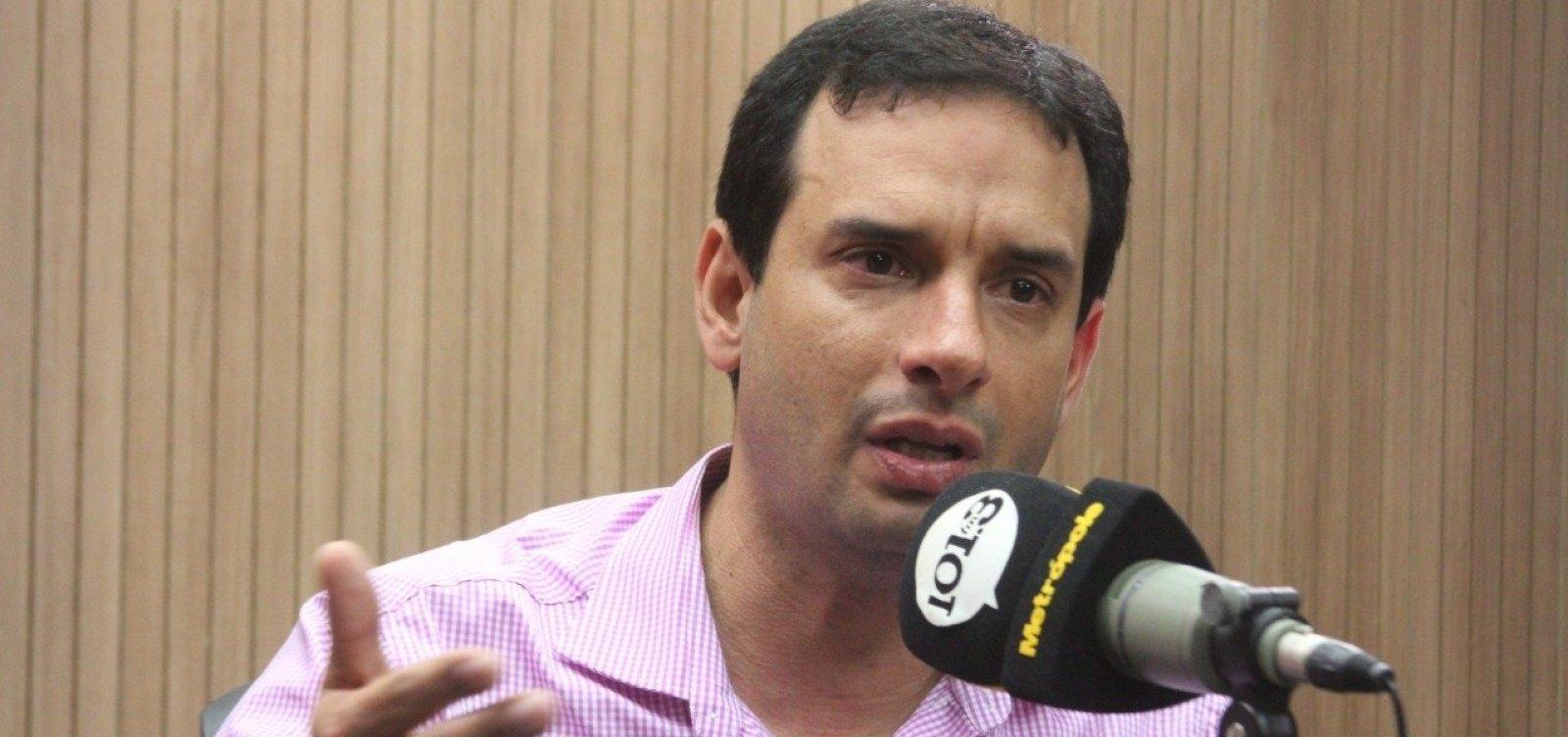 ['Caminhamos em direção a isso', diz Leo Prates sobre colapso do sistema de saúde e lockdown em Salvador]