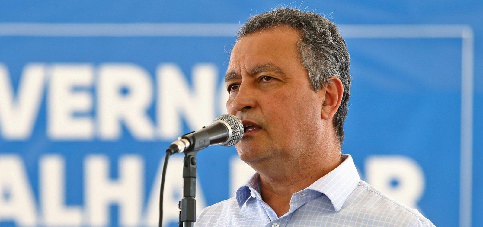 [Governador da Bahia comemora aprovação de uso definitivo de vacina da Pfizer]