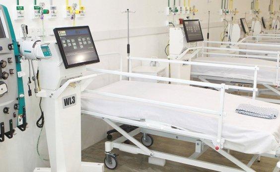 [Covid-19: Salvador tem cinco hospitais que atendem SUS com 100% de leitos ocupados ]