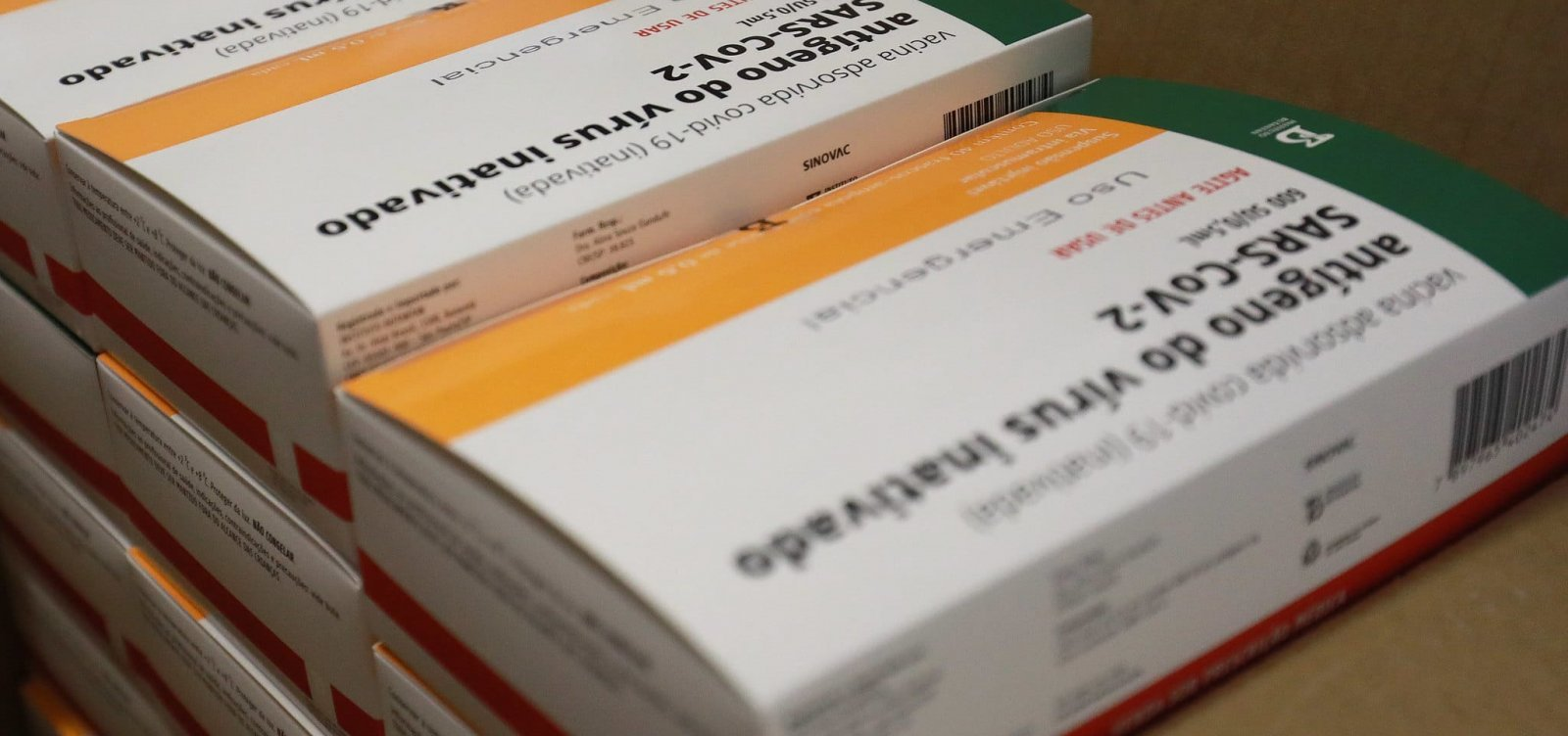 [Butantan poderá produzir vacina sem depender da China a partir de dezembro ]