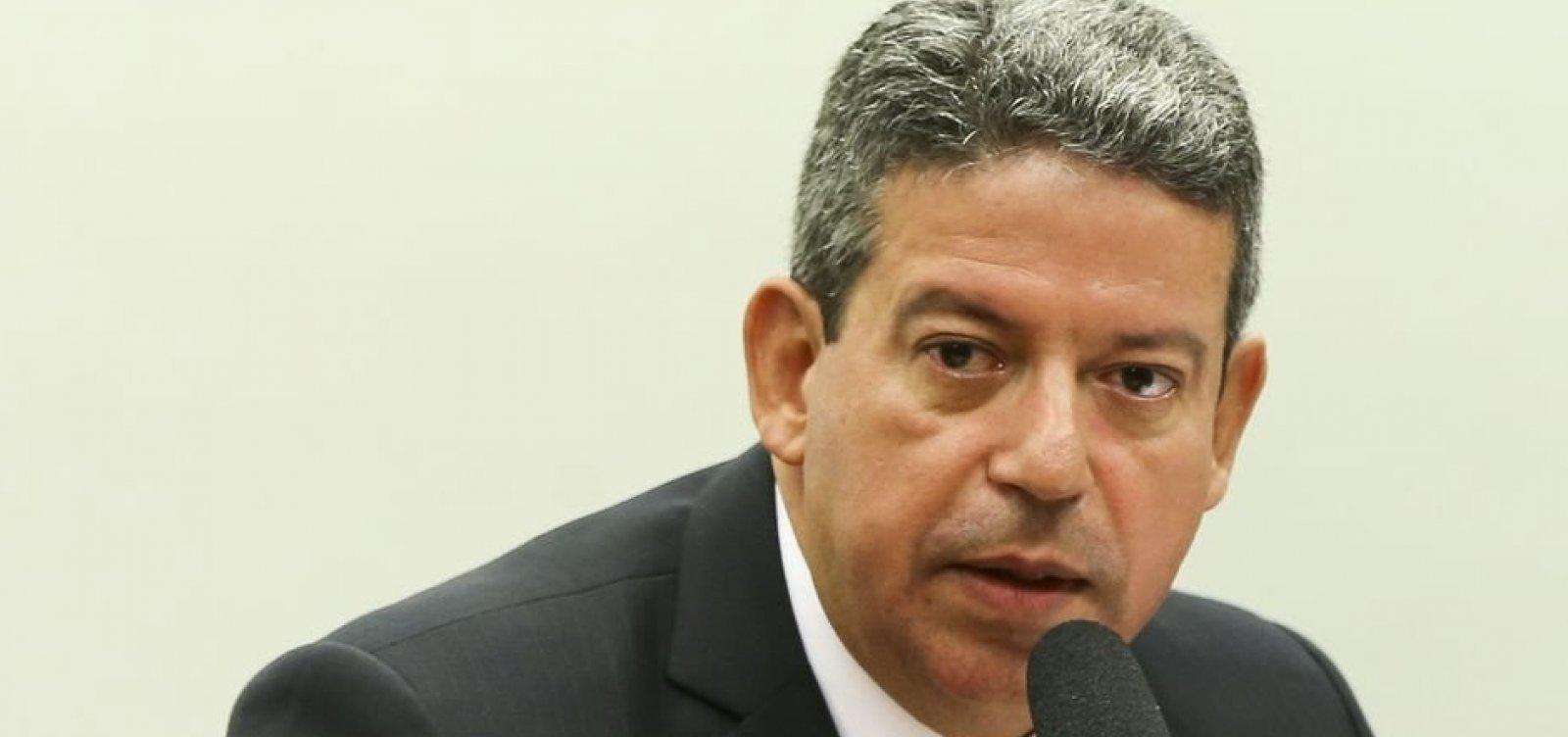 [Troca de comando na Petrobras cria 'bolha histérica', diz presidente da Câmara ]