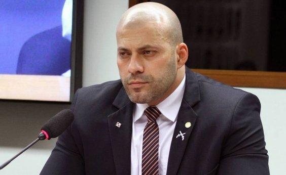 [Moraes pede que PGR se manifeste sobre agressões de Daniel Silveira cometidas após a denúncia]