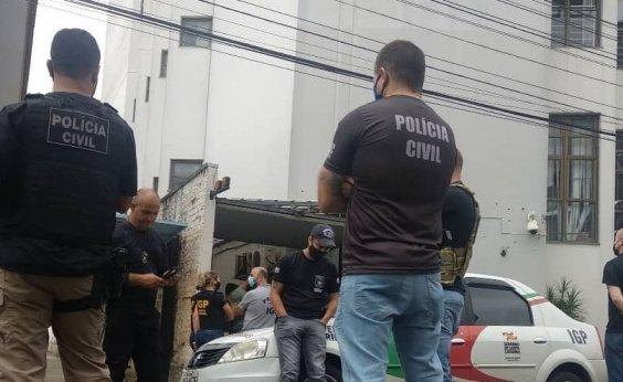[Polícia Civil cumpre mandados de operação que investiga fraudes de R$ 19 milhões no Detran-Ba]