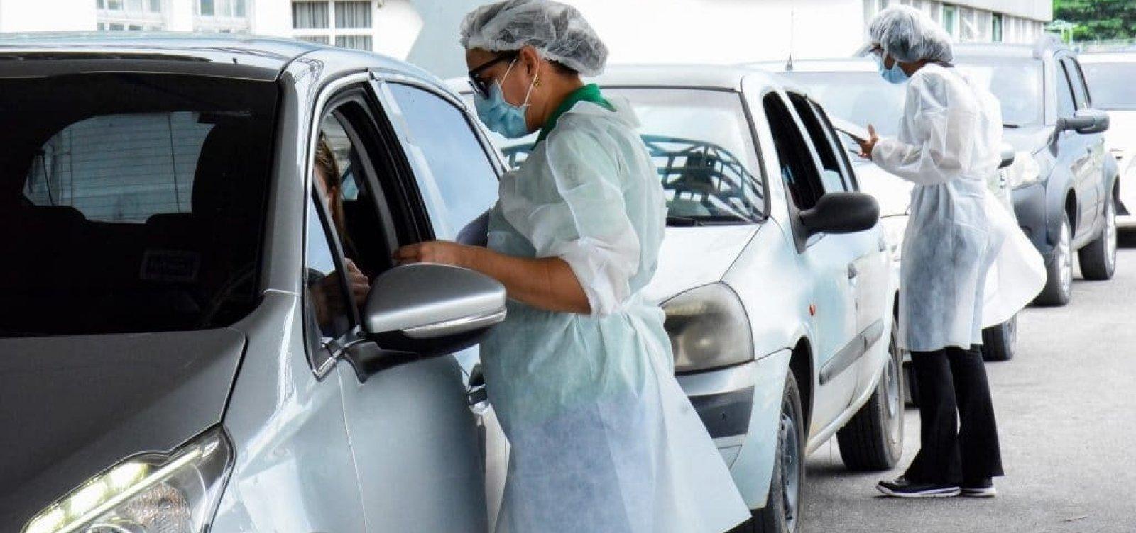 [Ministérios Públicos registram pelo menos 4,67 mil denúncias de fura-filas da vacinação no Brasil]