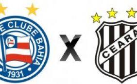 [Série B: Bahia busca revanche contra Ceará na Arena Fonte Nova neste sábado]