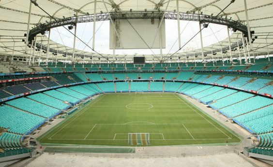 [Governo da Bahia decreta suspensão das partidas de futebol no estado]