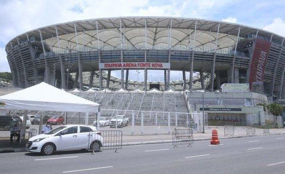 [Secom recua e nega que jogos de futebol na Bahia serão suspensos]
