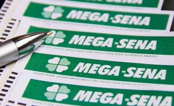 [Mega-Sena: sem ganhadores, prêmio acumula em R$ 50 milhões]
