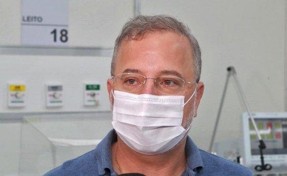 [Com Covid-19, secretário Fábio Vilas-Boas volta à UTI]