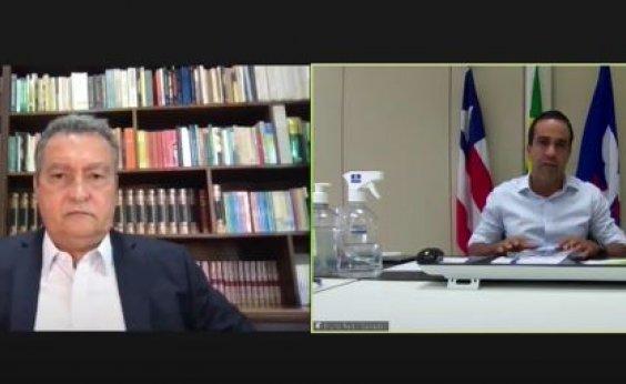 [Governo adota lockdown durante o final de semana na Bahia; confira]