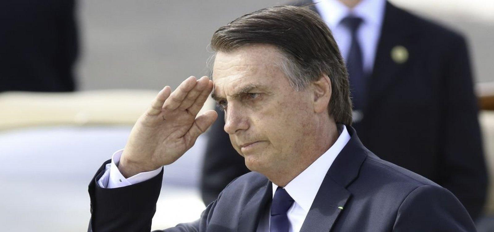 [Depois de decidir por troca, Bolsonaro deve entregar a militar comando da Secretaria de Comunicação]