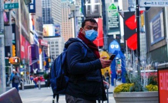 [Coronavírus: Nova cepa se espalha por Nova York e já contamina 1 em cada 4, diz estudo ]