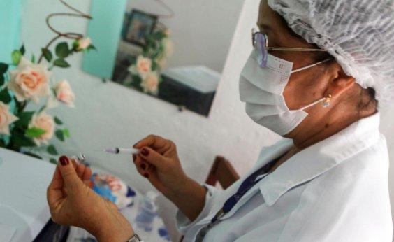[Idosos a partir de 82 anos e trabalhadores de saúde serão vacinados contra Covid em Salvador nesta sexta ]
