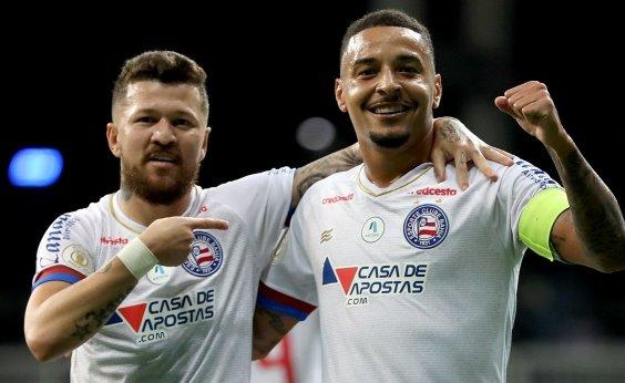[Bahia vence o Santos por 2 a 0 na despedida do Brasileirão 2020]