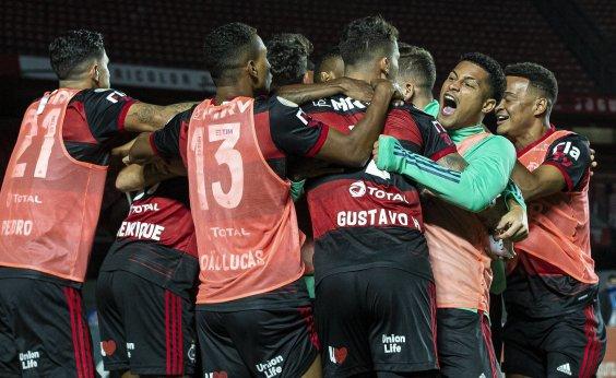 [Flamengo é campeão brasileiro de 2020]