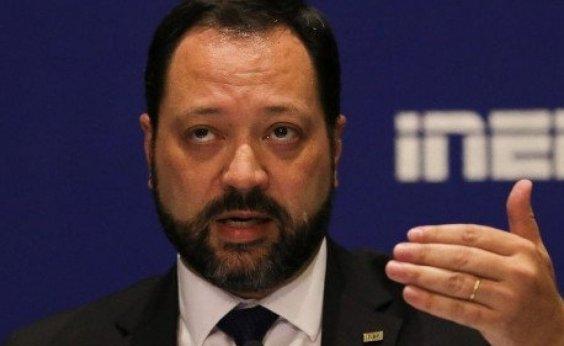 [Alexandre Lopes é exonerado da presidência do Inep]