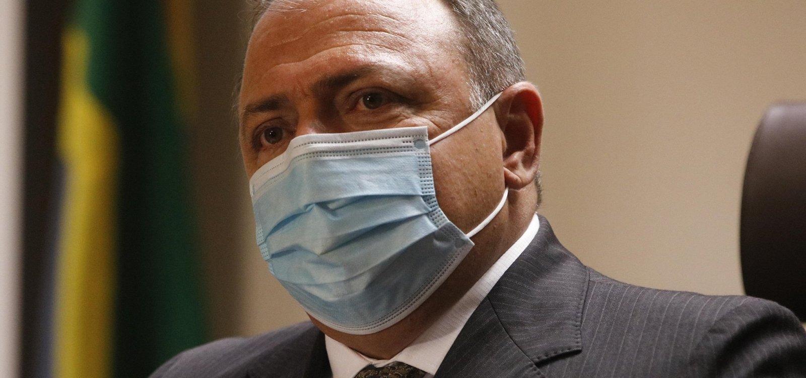 [Pazuello defende transferência de pacientes de UTIs lotadas, mas presidente do Conass vê dificuldade]