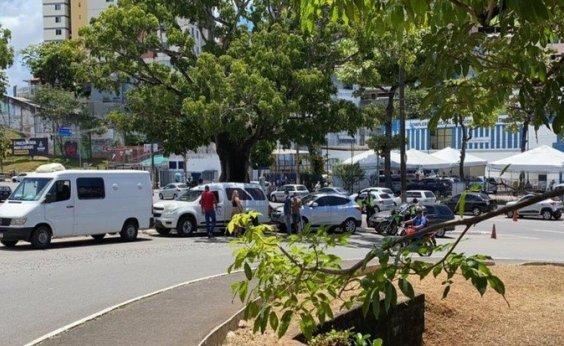 [Agentes funerários de Salvador protestam por inclusão nos grupos prioritários da vacinação contra Covid-19]
