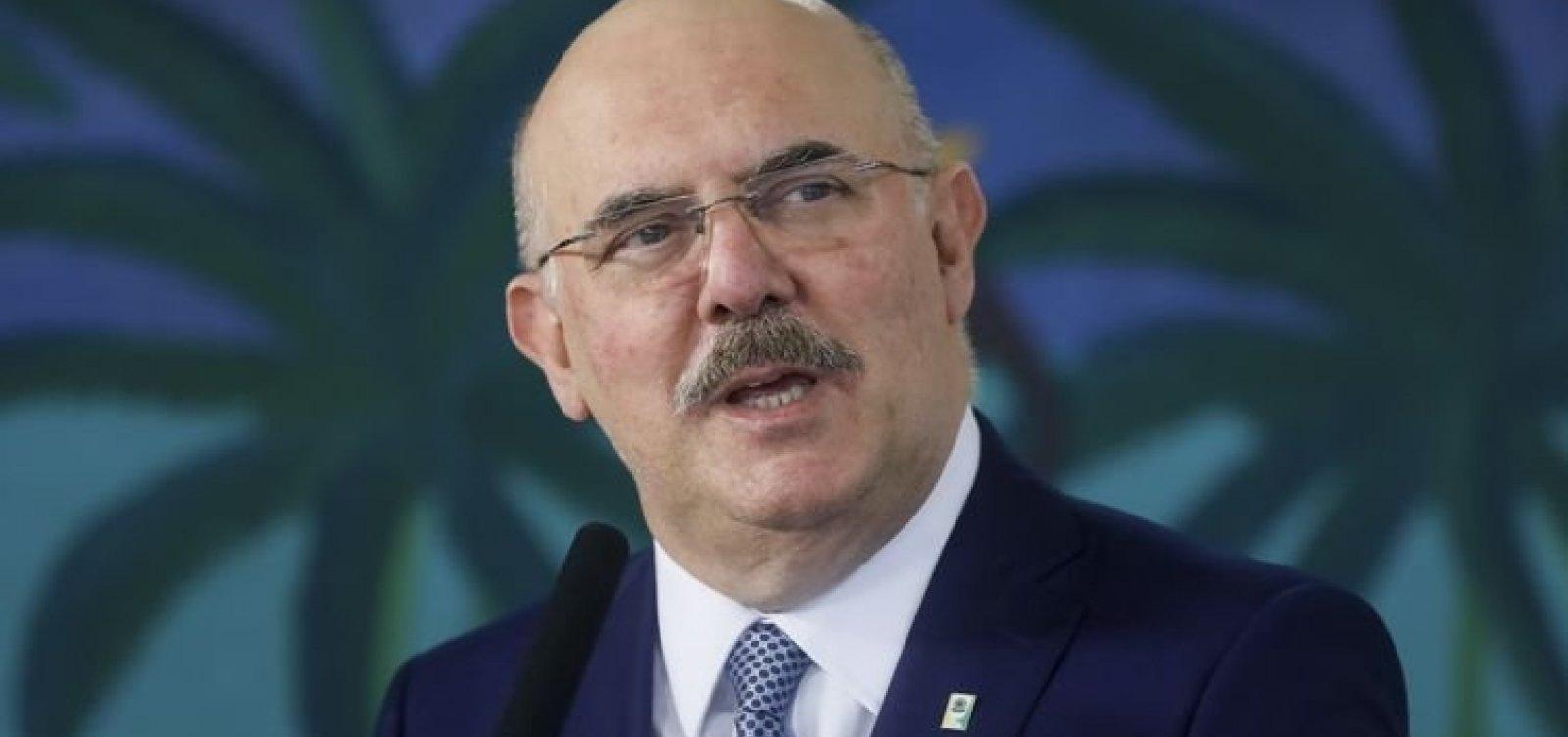 [Ministro da Educação presta depoimento à PF por atribuir homossexualidade a 'famílias desajustadas']
