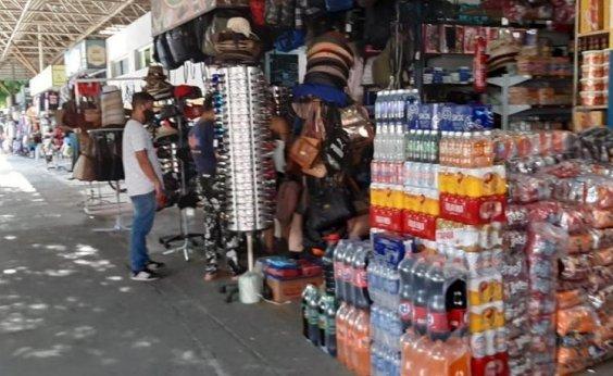 [Teixeira de Freitas não terá restrição das atividades comerciais, anuncia prefeitura]