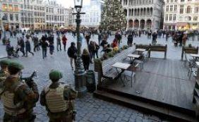 [Prefeito cancela Réveillon em Bruxelas diante de ameaças terroristas]