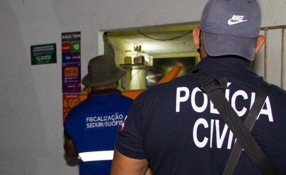 [Quinze pessoas são flagradas desrespeitando toque de recolher na Bahia]