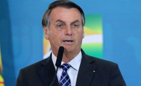 [Bolsonaro minimiza falta de leitos`covid: 'Saúde sempre teve problemas']