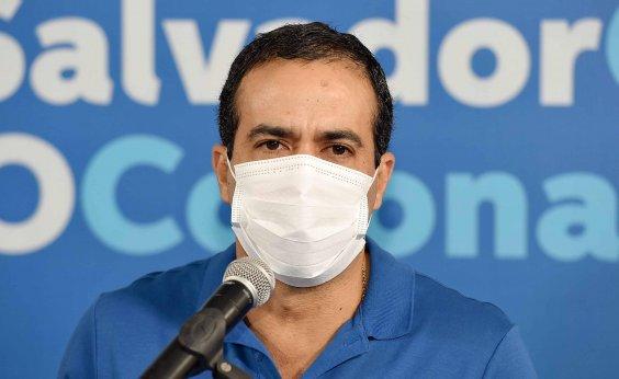 [Prefeitura vai estender fechamento de atividades em Salvador por mais dois dias]