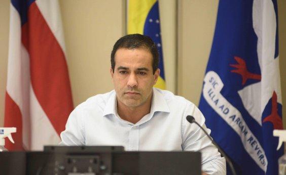 [Bruno Reis não descarta prorrogação de medidas restritivas em Salvador]