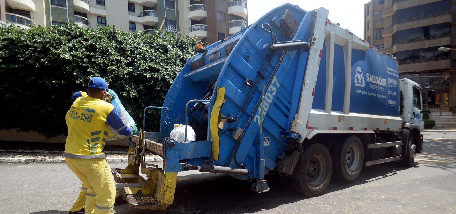 [População deve descartar corretamente lixo contaminado por Covid-19, afirma Limpurb]